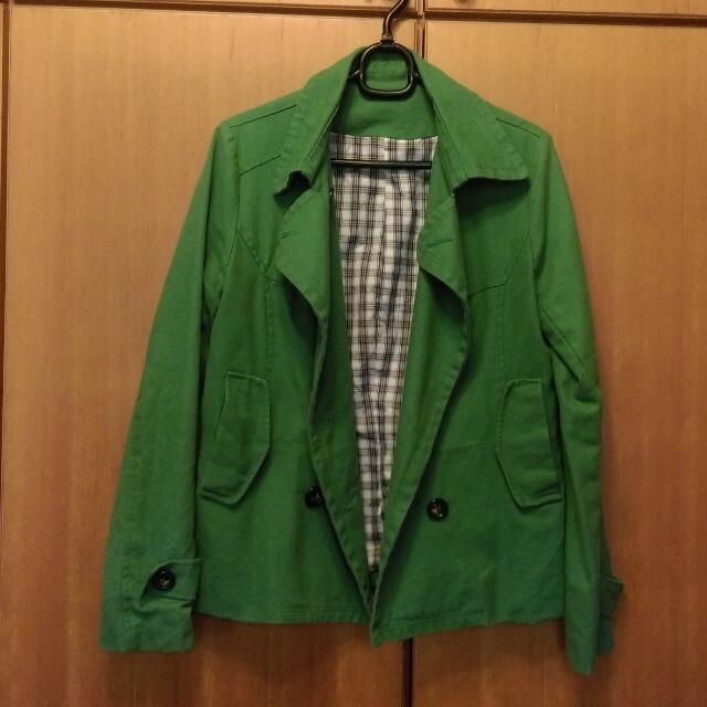 (可換物)古著西裝外套