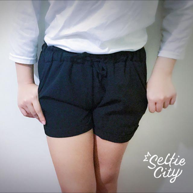小資西裝短褲