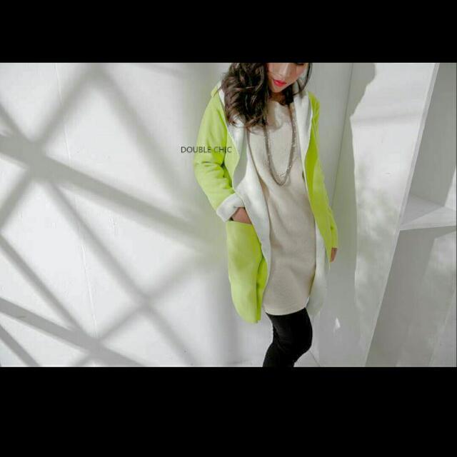 收   這件  外套