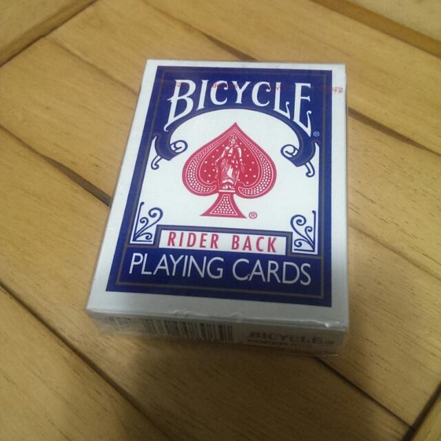 正版 美國Bicycle撲克牌