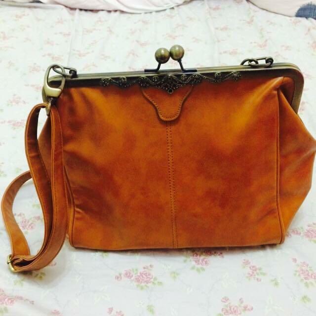 韓國帶回 Vintage包包 九成新