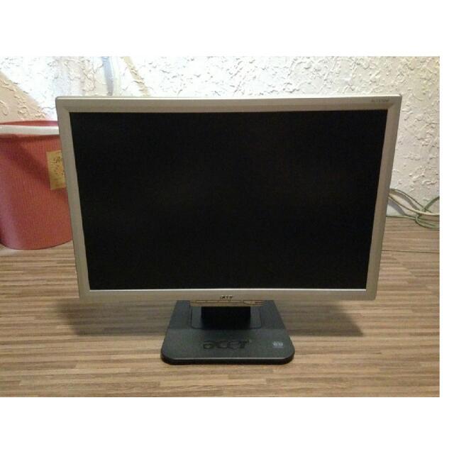 Acer 19吋液晶銀幕