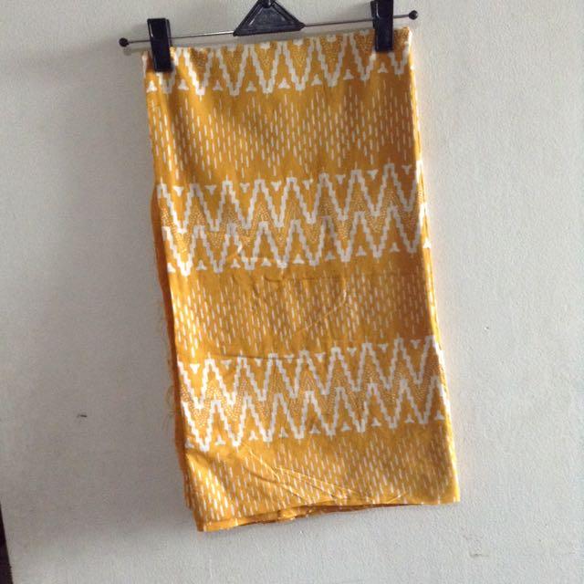 Batik Cap Garutan