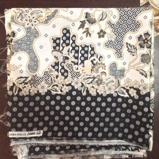 Batik Semi-sutera