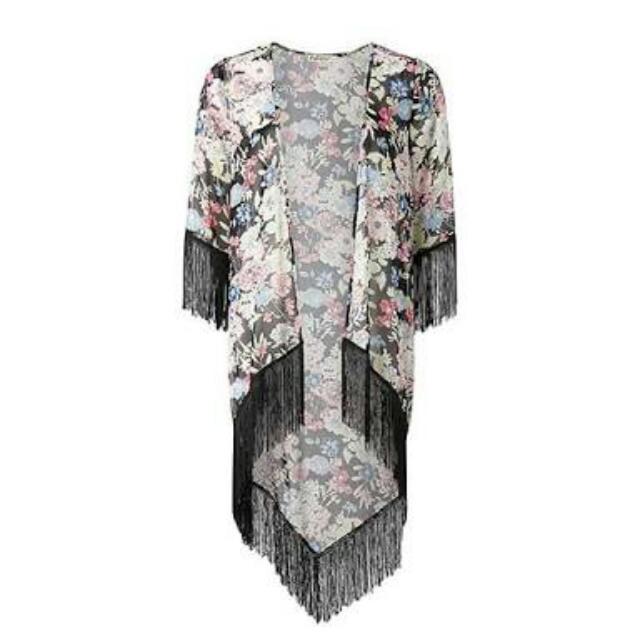 Bohemian Kimono