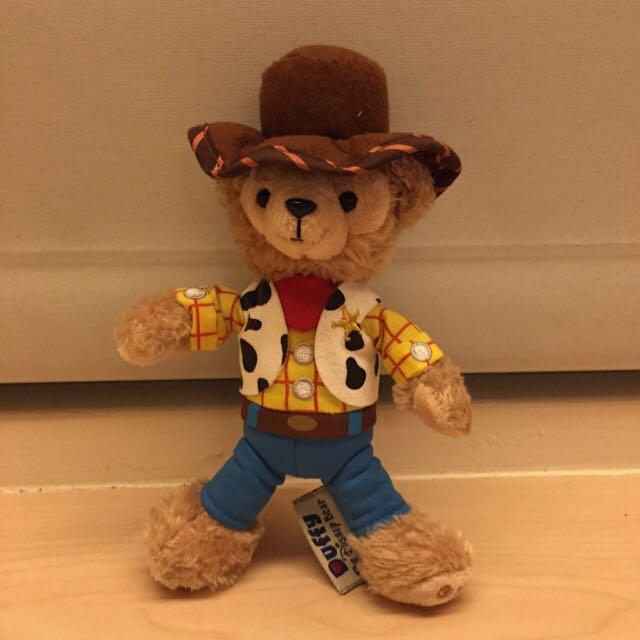 Duffy 達飛熊