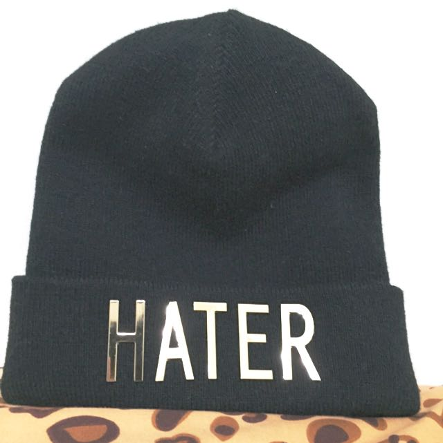 Hater 毛帽