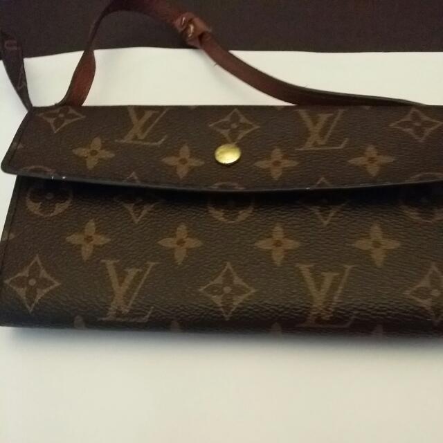 eeeca408b400 Louis vuitton ladies sling bag