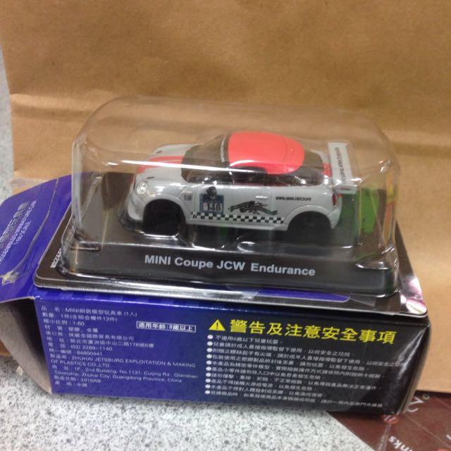 (保留中)Mini Cooper 模型車