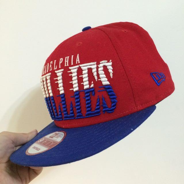 【NEW ERA 棒球帽】費城人隊