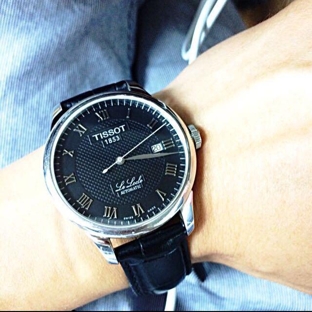 代)TISSOT力洛克經典機械錶 正品
