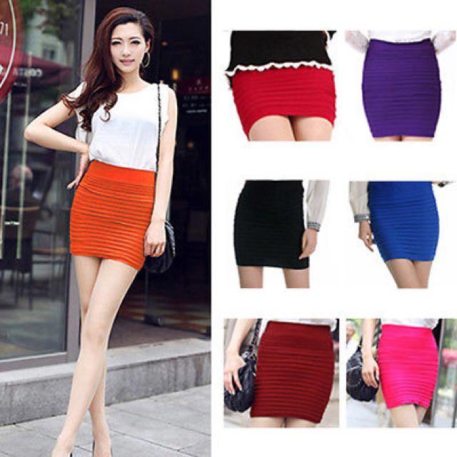 Women's Bodycon Skirt