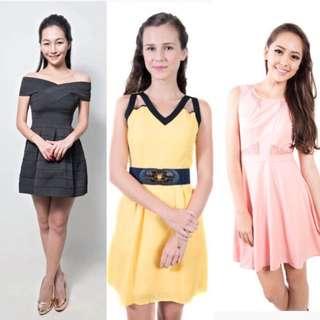 Brand New PurPur dresses INSTOCK!!! $20/dress.