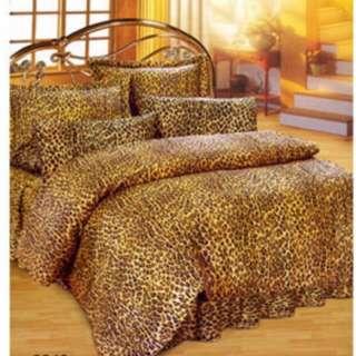 床包五件組八成新