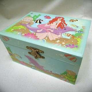 (新)美人魚音樂盒