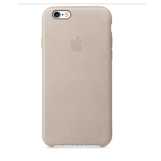 Original iPhone 6/6s Leather Case - Rose Grey