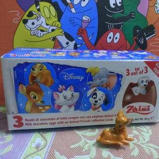 迪士尼 阿尼驚喜蛋 小鹿斑比款