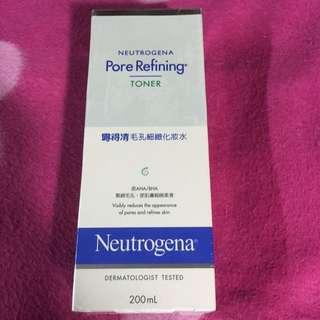 露得清 Neutrogena 毛孔細緻化妝水