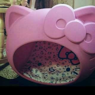 (保留)💖粉紅Kitty寵物窩💖