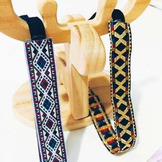 手作緞帶髮帶