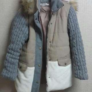 (保留)超厚外套