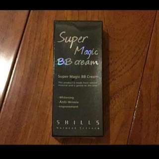(全新)降!Super Magic BB cream(bb霜)