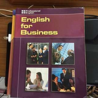 English For Business Thomson