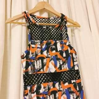 AUTHENTIC TOPSHOP Bodycon Dress