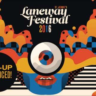 Looking For 1 More Buyer! (Laneway Festival 2016)