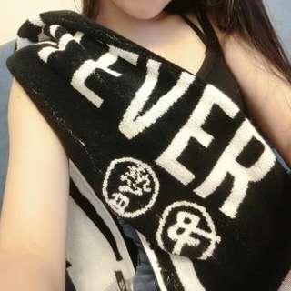 Confer聯合勇氣堂販賣的熱血毛巾<全新>