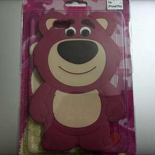 Iphone6  Plus 熊抱哥 軟殼