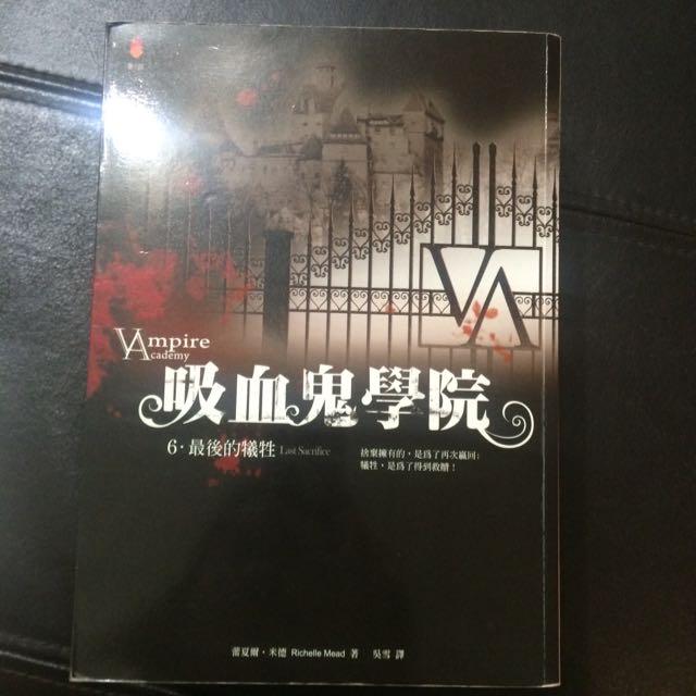 吸血鬼學院6:最後的犧牲(end)