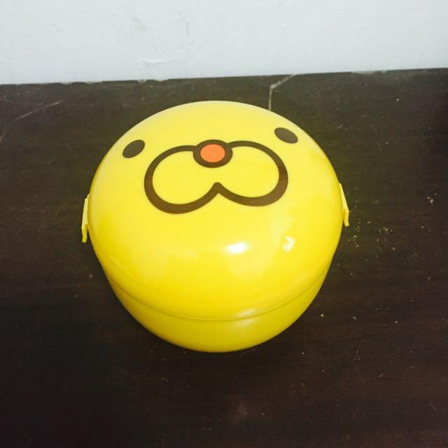 波提獅小餐盒