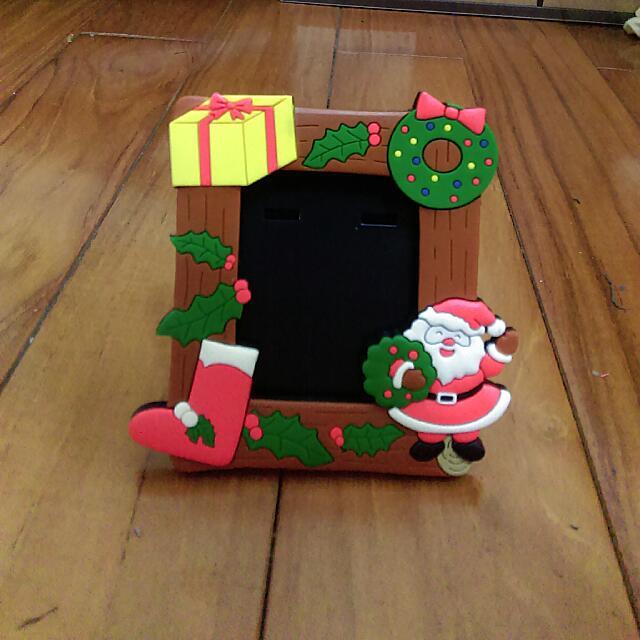聖誕相框🎄