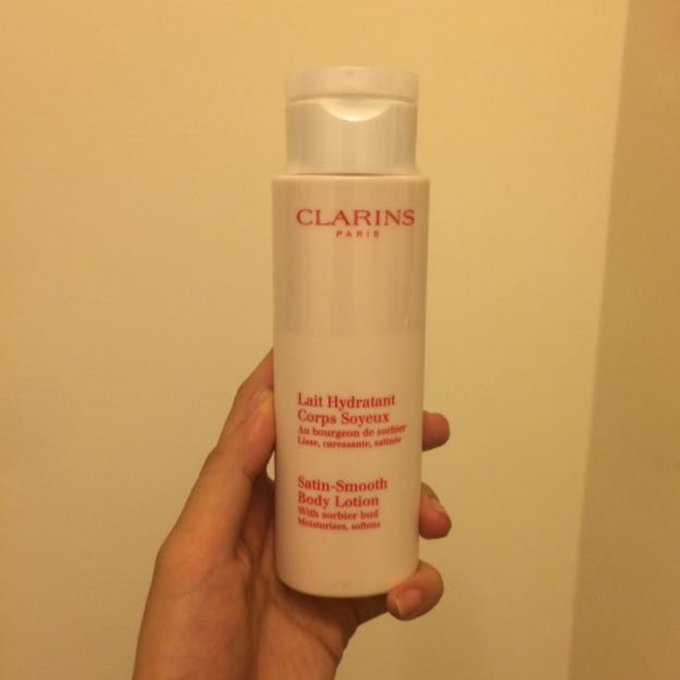 克蘭詩 Clarins水噹噹身體保濕乳