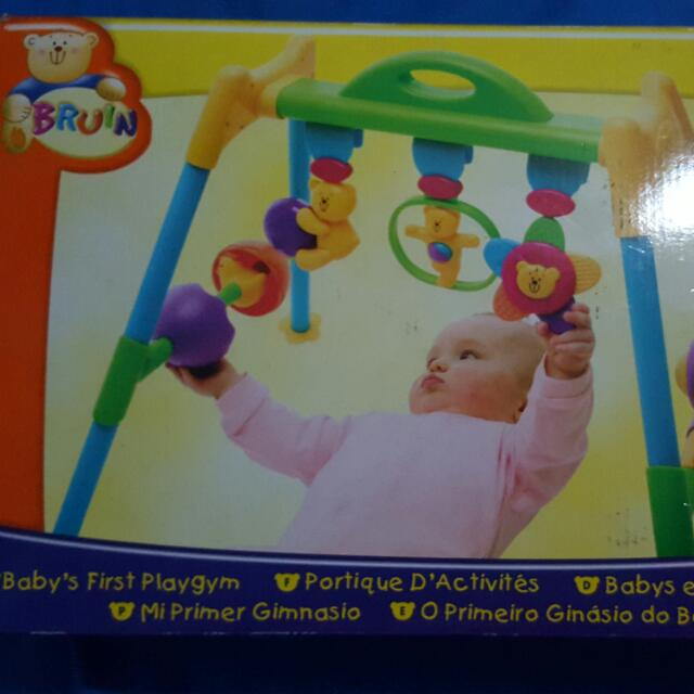 Baby's First Playgym
