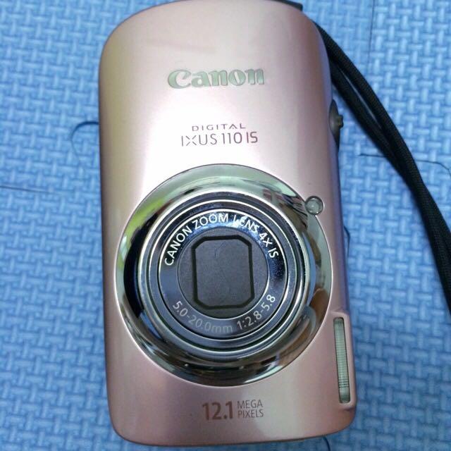 Canon Digital IXUS 110 IS 數位相機