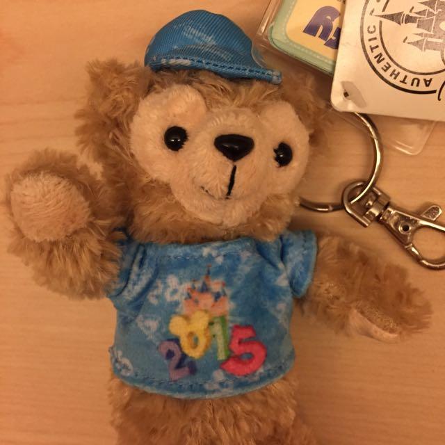Duffy 達飛 鑰匙圈