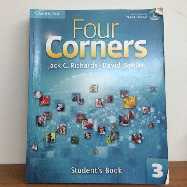 Four Corners Student's Book 3 Cambridge