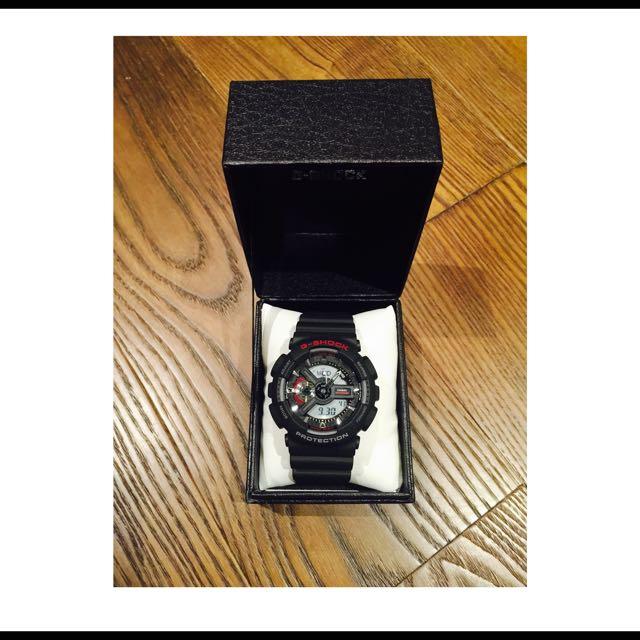 gshock 手錶 日本正品 附保卡盒子