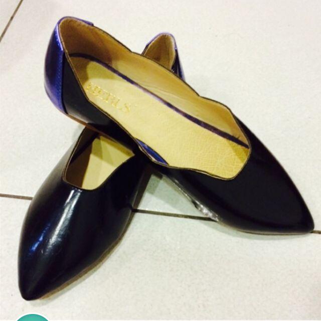 HERLS 尖頭鞋23,5