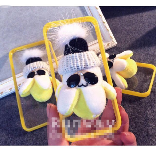 香蕉娃娃保護殼I5.5s.6plus.i6 4.7吋