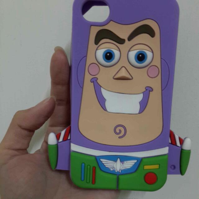 i Phone 4手機殼(軟殼)