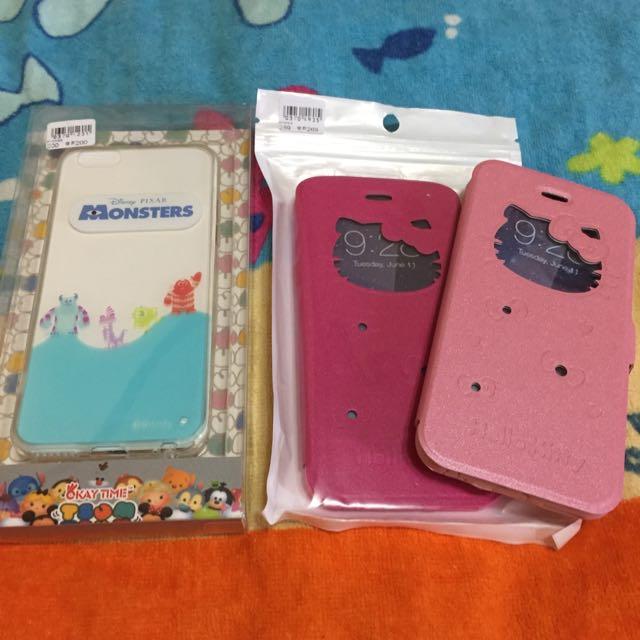 iPhone 6 Hello Kitty 怪獸大學手機殼