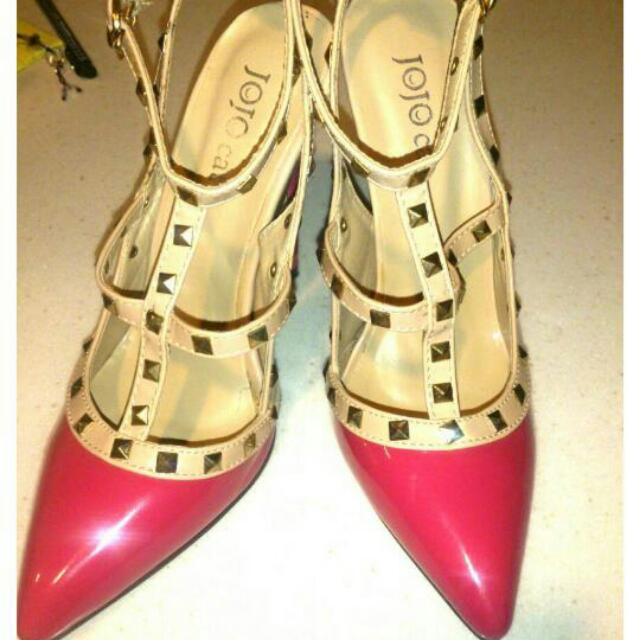 Jojocat Valentino Inspired Shoes