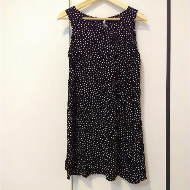 Polka Dotted Dress
