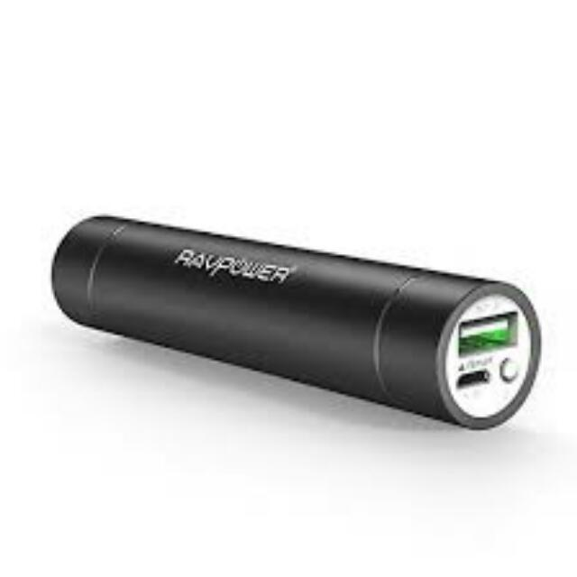 Ravpower Flashlight With USB Hook Up For Android Devices And Iphone Cell Phones