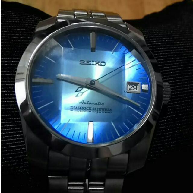 Seiko 6r15機械錶