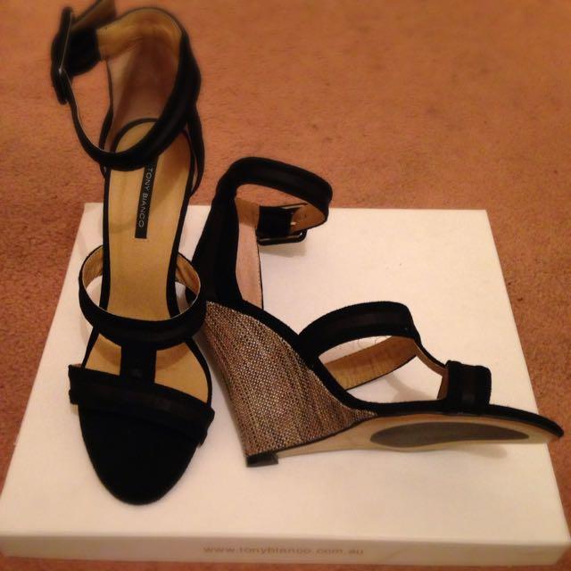 Tony Bianco Sandal Heels