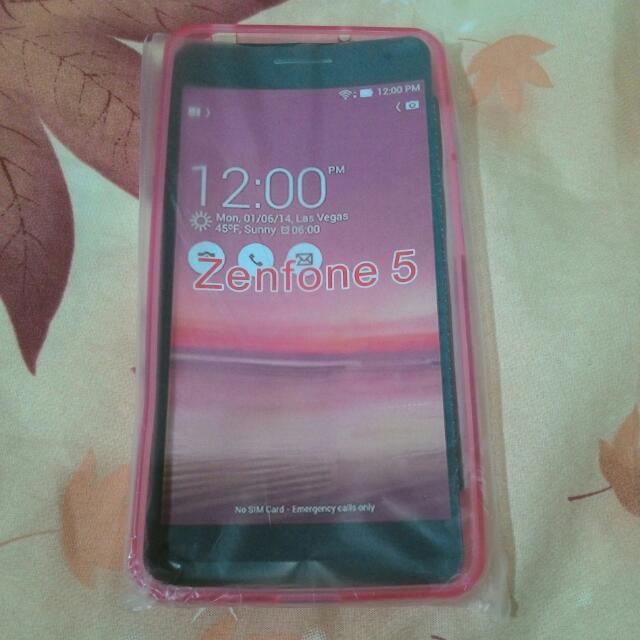 ZenFone 5 矽膠保護套 出清 (軟套.手機套.果凍套)